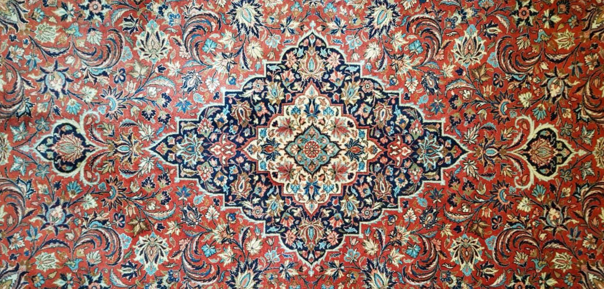 Vintage Perzische en Oosterse Tapijten